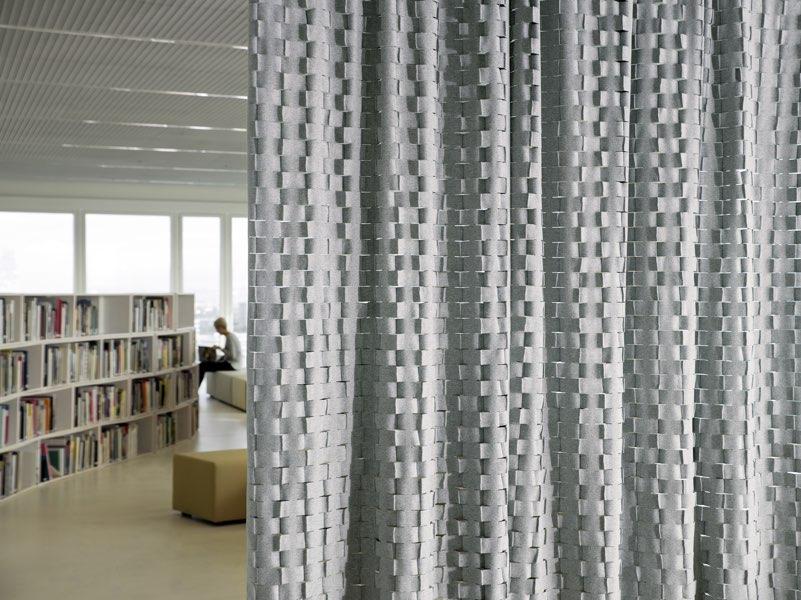Vorhang Schallabsorbierend Dekoration : Akustikvorhänge optimierung der raumakustik schallschutzvorhänge